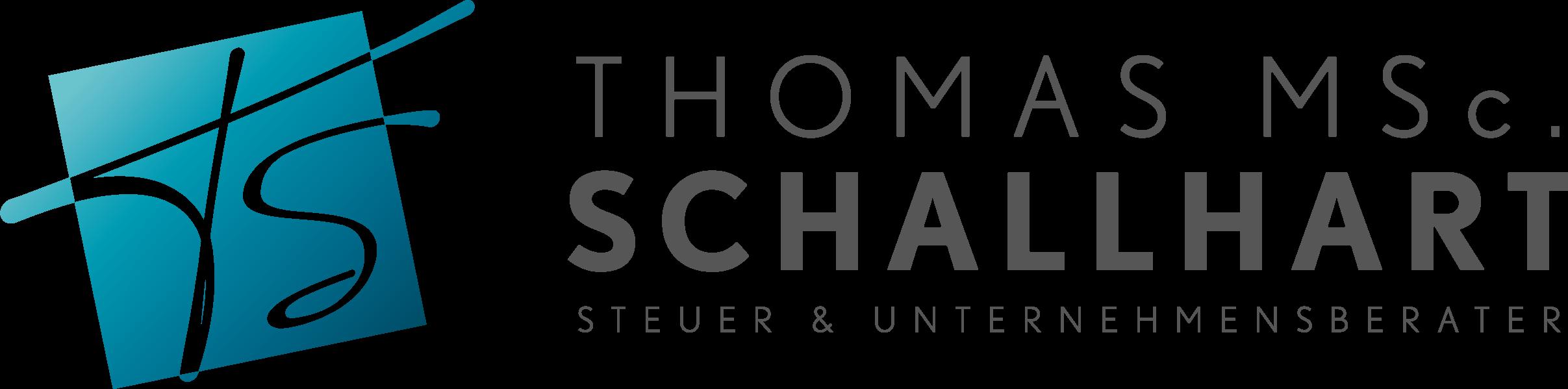 Logo: Thomas Schallhart, MSc. Steuer & Unternehmensberater, Steuerberater Mattighofen